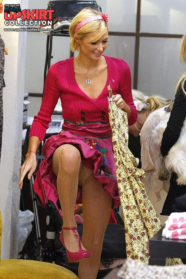 Upskirt Collection - U... Ashlee Simpson Clothing